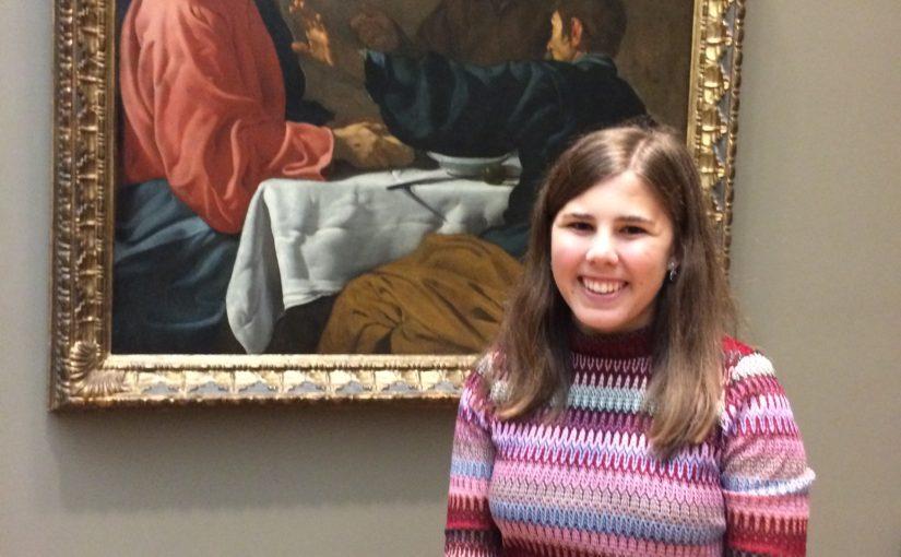 Senior Spotlight: Katie DeFonzo